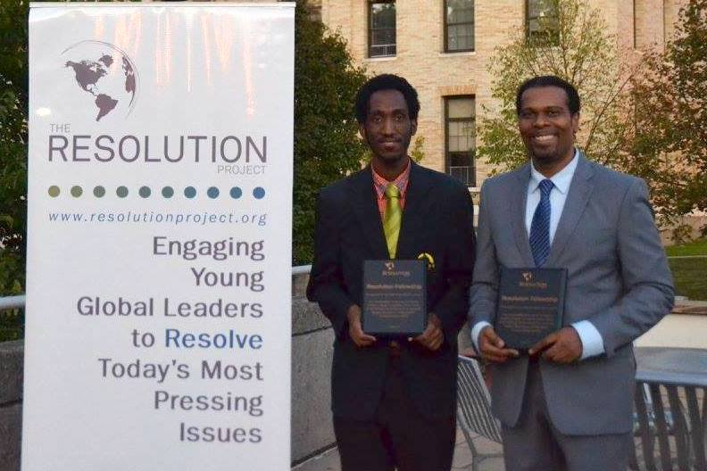 City University of New York's Black Male Initiative Annual Conference SVC Winner Announcement