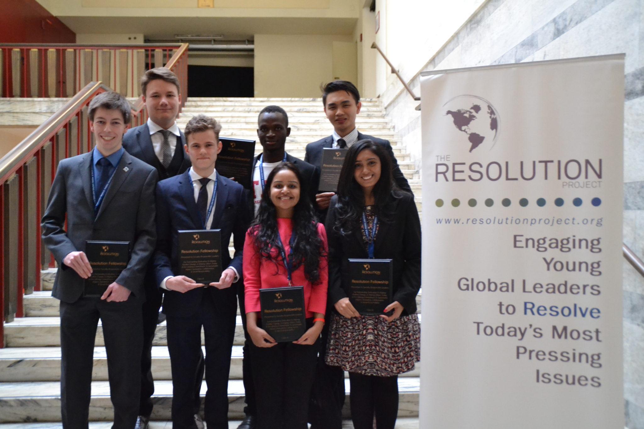 Harvard World Model United Nations 2016 SVC Winner Announcement