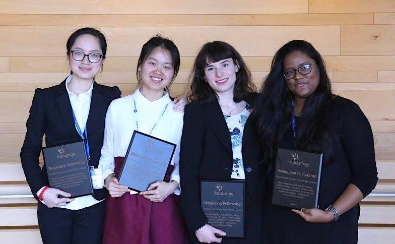 Harvard World Model United Nations 2017 SVC Winner Announcement