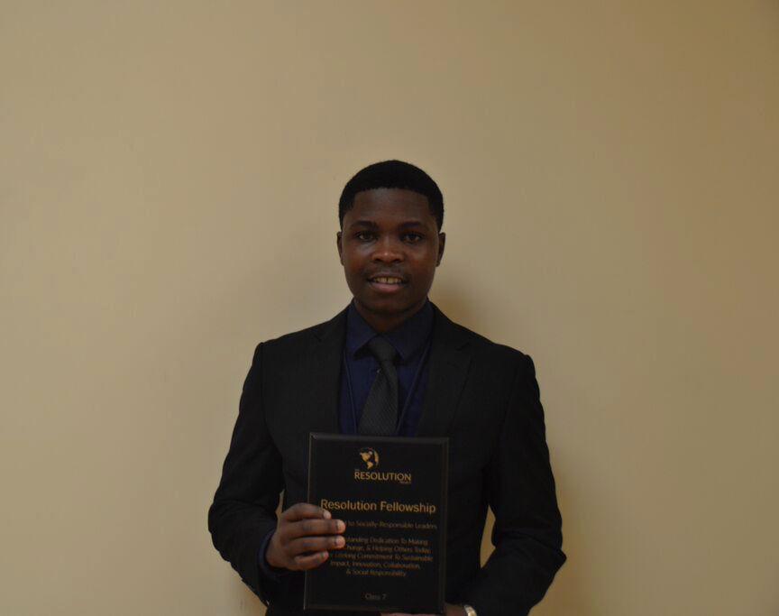 Ngoni Award Picture