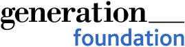 The Generation Foundation Joins Our Network of Supporters