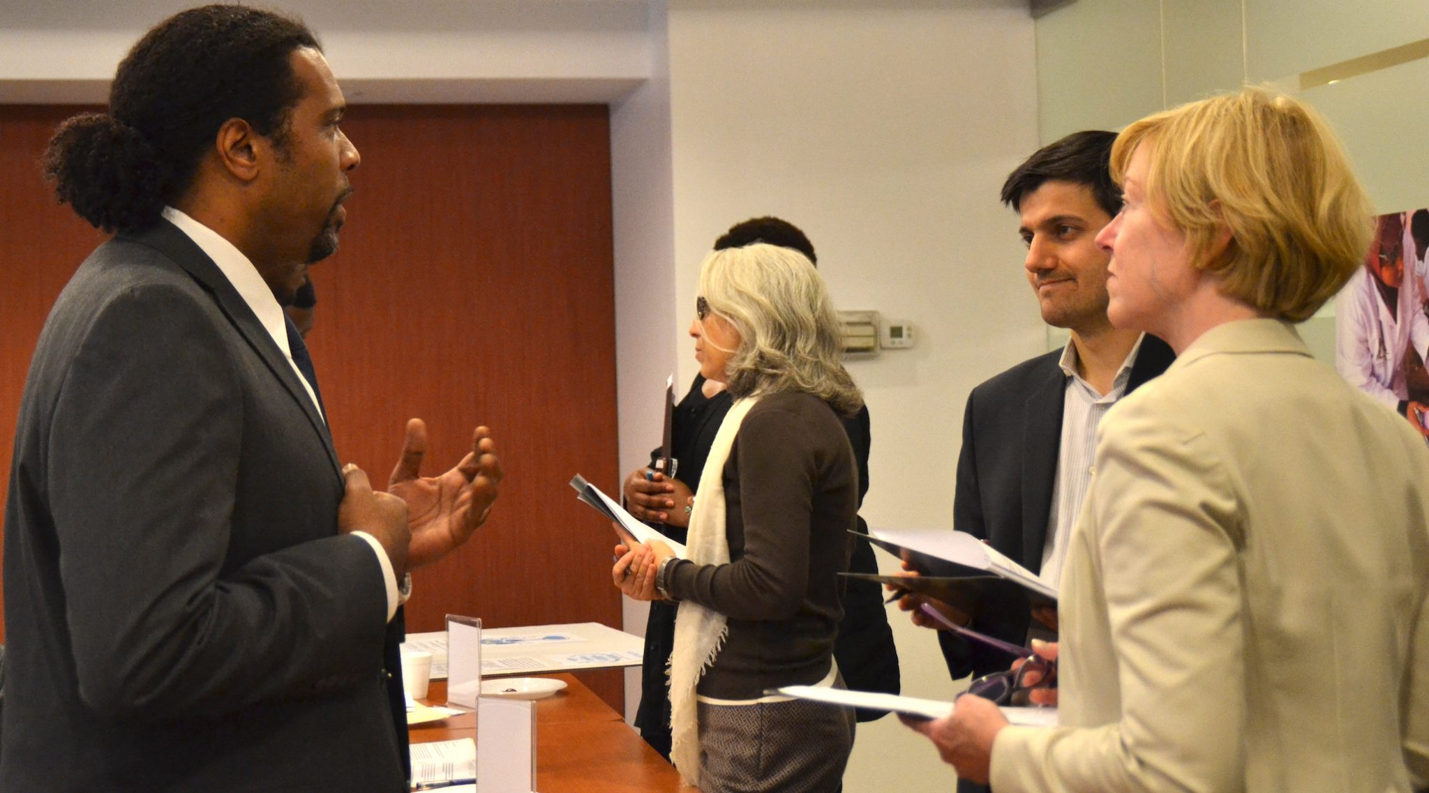 The Resolution Project Hosts Social Venture Challenge at the CUNY Black Male Initiative Annual Conference
