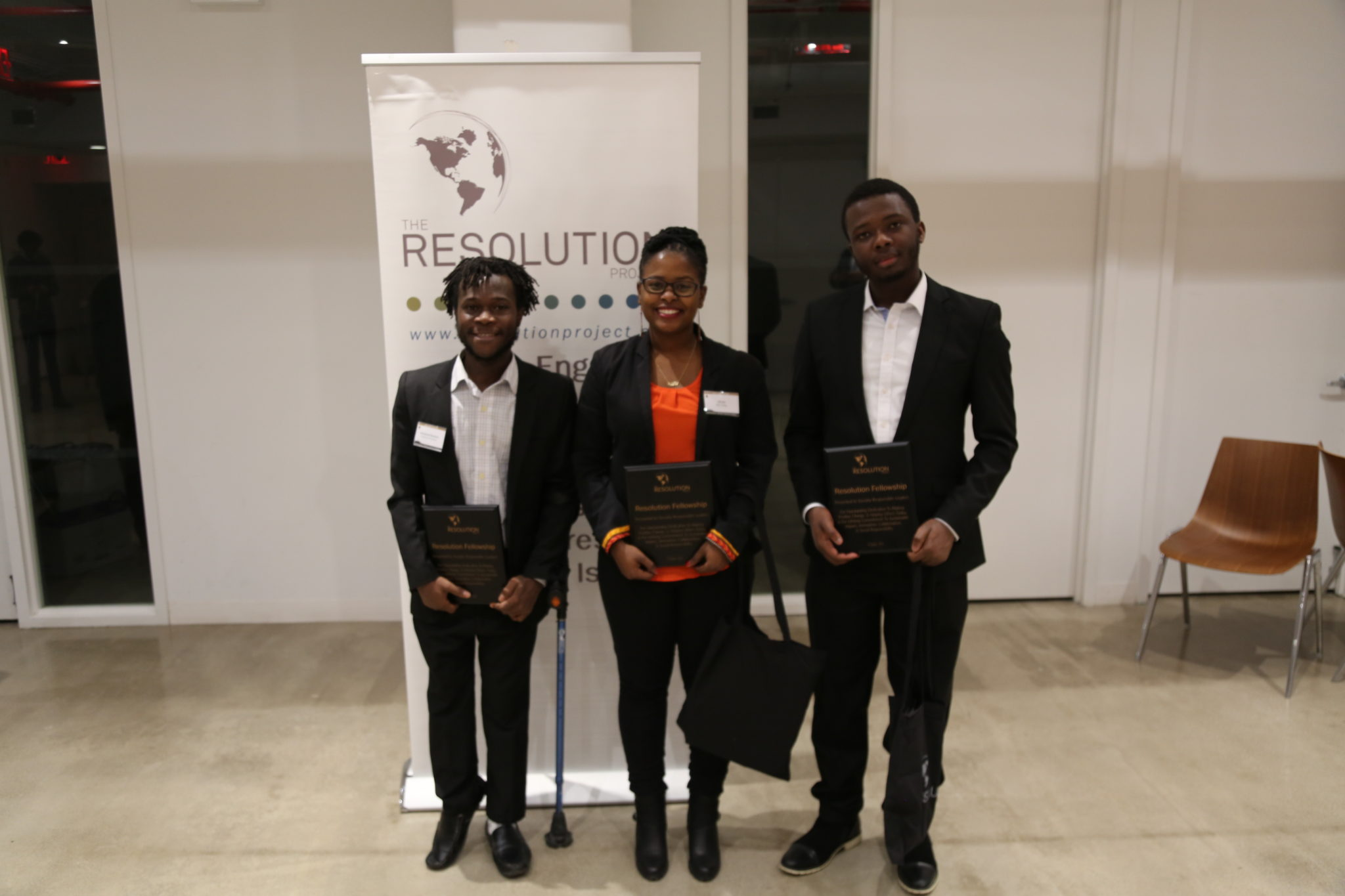 Three African Leadership Academy Students Win First SVC of the Year