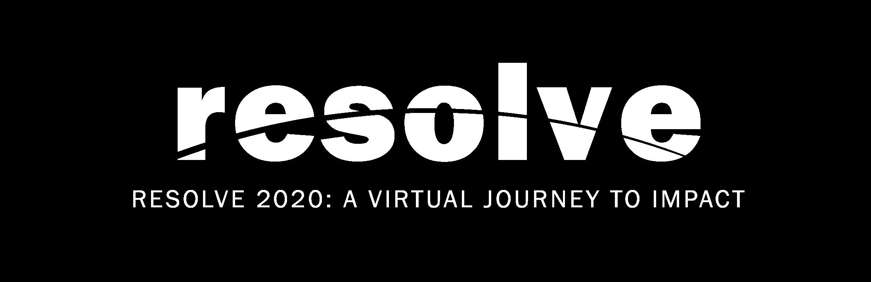 Resolve 2020