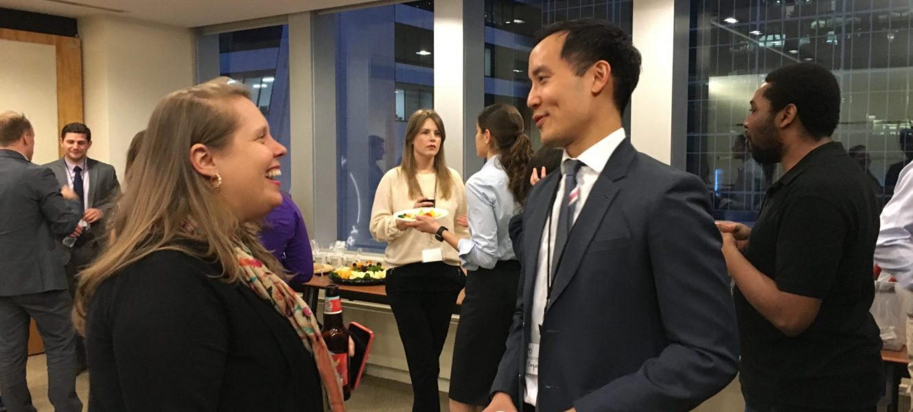 Guide Networking and Recruitment Night