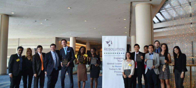 Harvard National Model United Nations 2015 SVC Winner Announcement