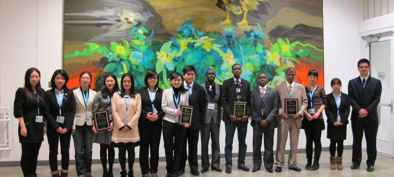 Successful SVC at the Youth Assembly at the United Nations!