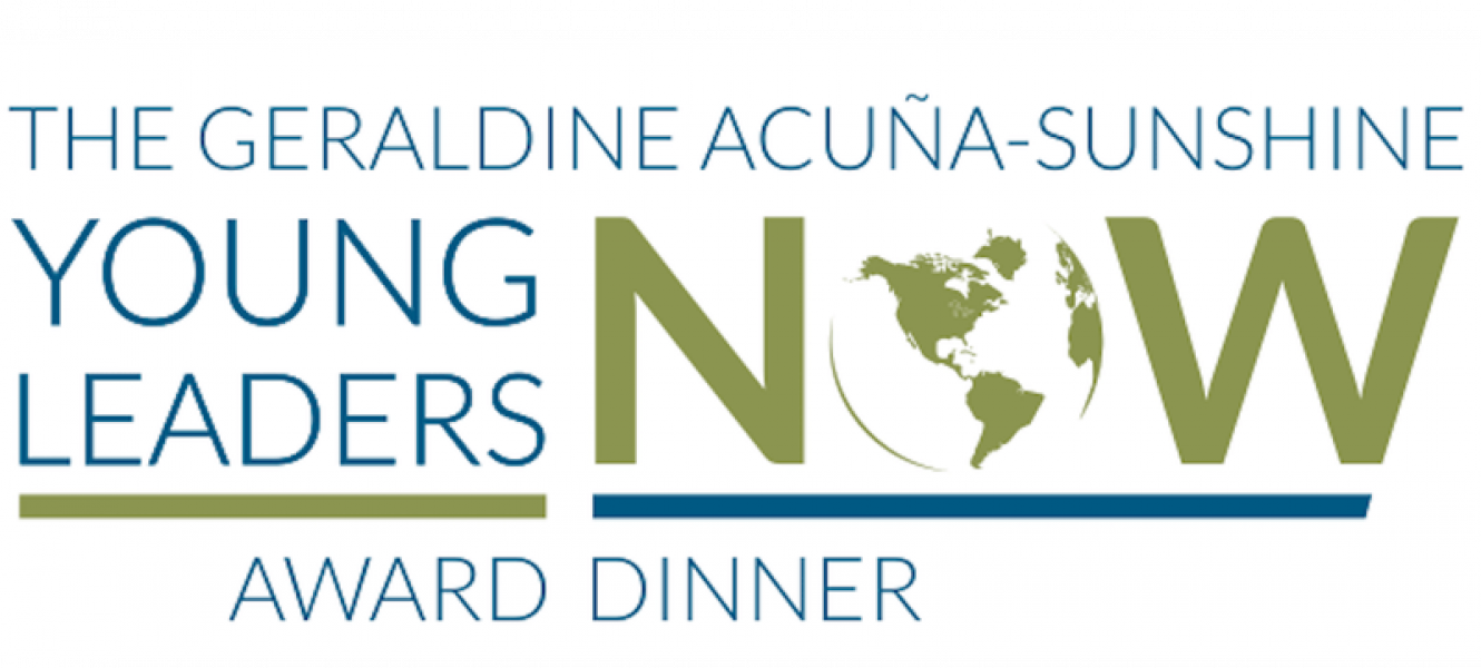 The Resolution Project to Host 5th Annual Geraldine Acuña-Sunshine Young Leaders Now Award Dinner in NYC