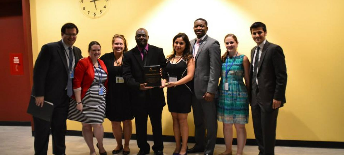 Youth Assembly at the United Nations Summer 2014 SVC Winner Announcement